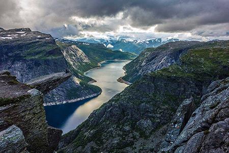با ترول تونگا، زبان غول نروژ آشنا شوید (+تصاویر)