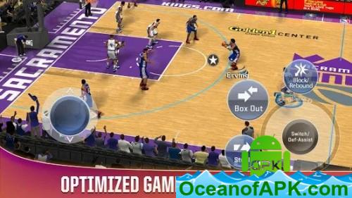 دانلود NBA 2K20 آخرین ورژن بازی بسکتبال ان بی ای 2020 برای اندروید