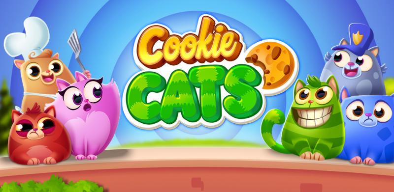 دانلود بازی Cookie Cats آخرین ورژن بازی زیبای گربه های شیرینی خور برای گوشی اندروید