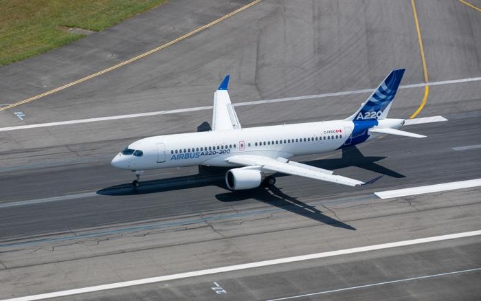 علت سفید بودن هواپیماها