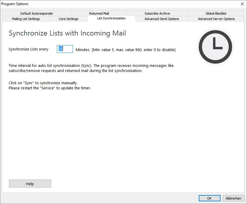 دانلود Arclab MailList Controller آخرین ورژن برنامه مدیریت ایمیل و ارسال خبرنامه