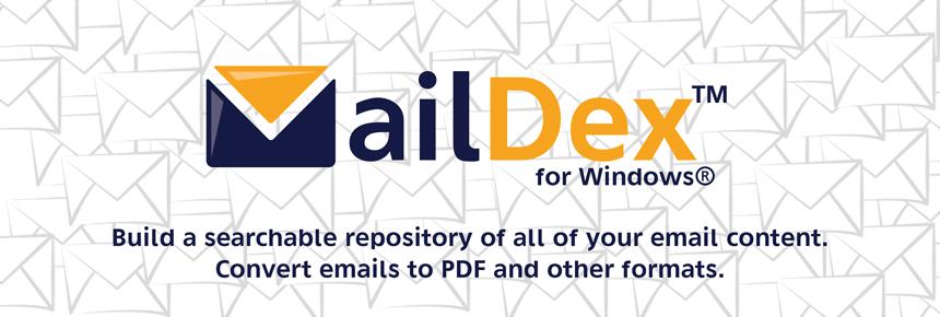 دانلود Encryptomatic MailDex آخرین ورژن مدیریت آسان ایمیل