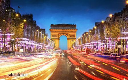 تاریخچه خیابان شانزه لیزه پاریس/ عکس