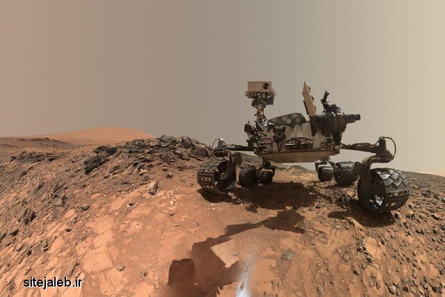 معمای جدید در سیاره سرخ مریخ