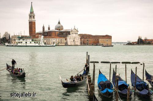 تصاویری از ونیز شهری بر روی آب