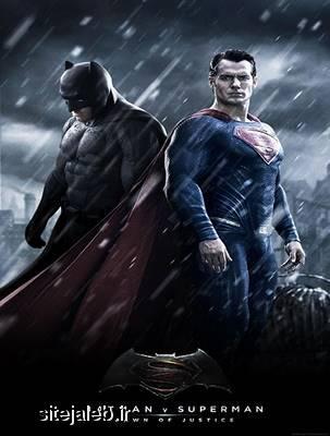 فیلم Batman v Superman Dawn of Justice 2016