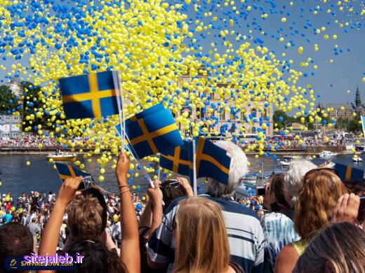 سوئد اولین کشور بدون پول نقد