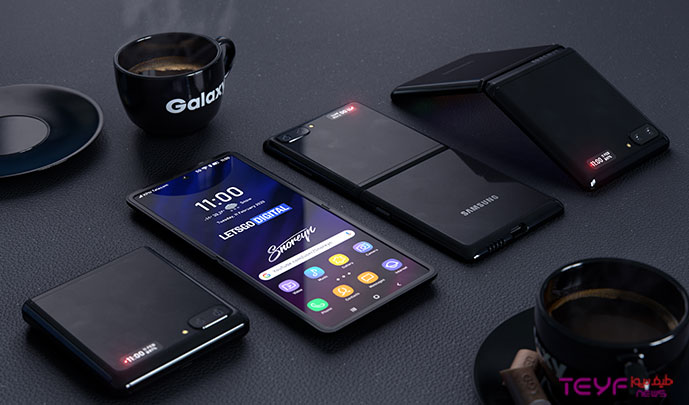 معرفی و بررسی گوشی تاشوی جدید Galaxy Z Flip